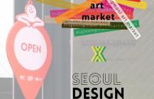 Majoongmool Art Market x Seoul Design Spot 11.19-12.22